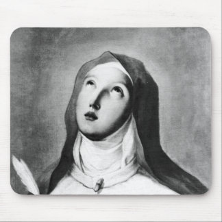 St. Theresa of Avila Mouse Pad