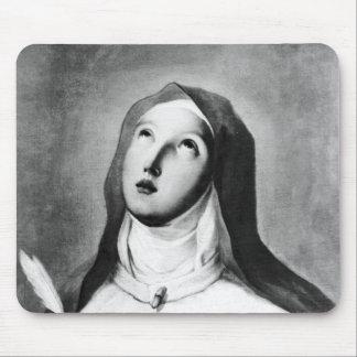 St. Theresa of Avila Mouse Pad