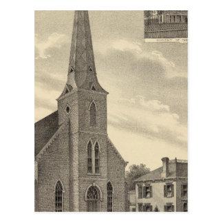 St. Theresa's Church, Nebraska Postcards