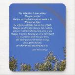 St. Theresa's Prayer Mouse Pad