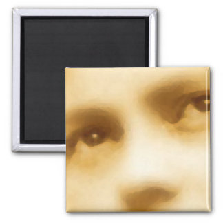 St Therese 3 Refrigerator Magnet