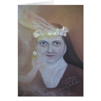 St. Therese Stationery Note Card