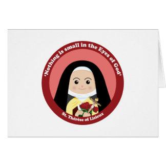 St. Thérèse de Lisieux Felicitaciones