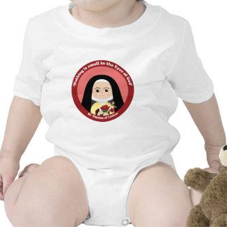 St Thérèse de Lisieux Camiseta