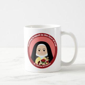 St. Thérèse de Lisieux Taza De Café