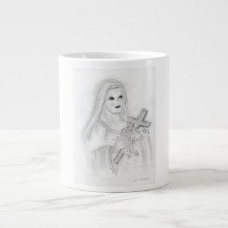 St Therese Giant Coffee Mug