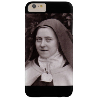 St Therese of Lisieux Barely There iPhone 6 Plus Case
