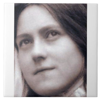St Therese of Lisieux Ceramic Tile