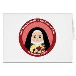 St. Thérèse of Lisieux Greeting Card