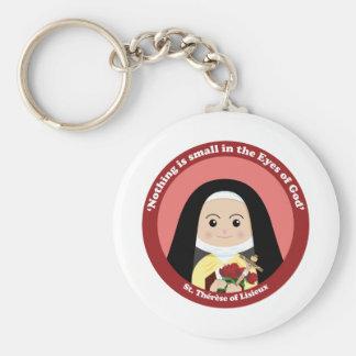 St Thérèse of Lisieux Key Chain