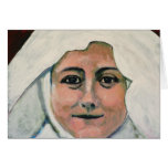St. Thérèse of Lisieux Notecard Stationery Note Card