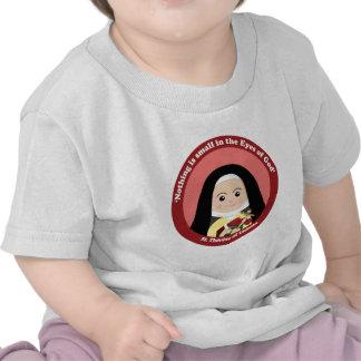 St. Thérèse of Lisieux Tee Shirts