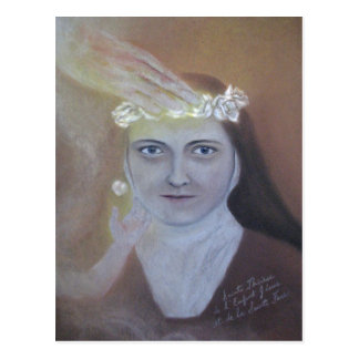 St. Therese Postcard