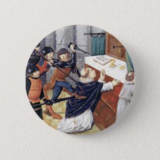 St. Thomas a Becket Button