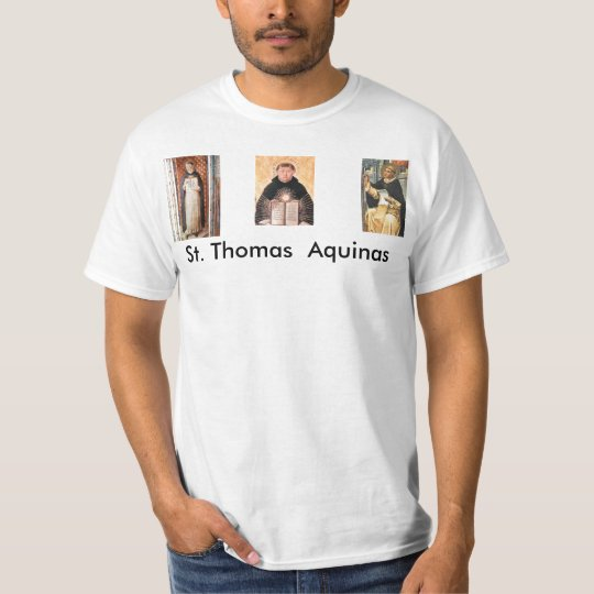 st-thomas-aq, St_Thomas_Aquinas, st ta, St. Tho... T-Shirt