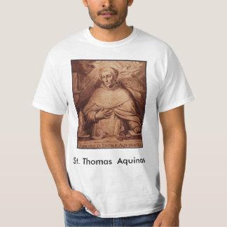 st-thomas-aq, St_Thomas_Aquinas, st ta, St. Tho... Tee Shirt