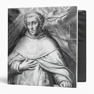 St. Thomas Aquinas 3 Ring Binder