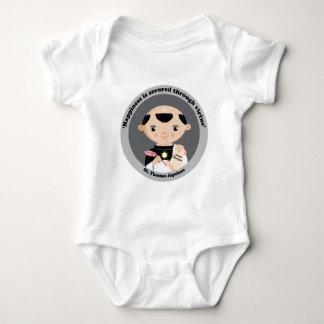 St Thomas Aquinas Body Para Bebé
