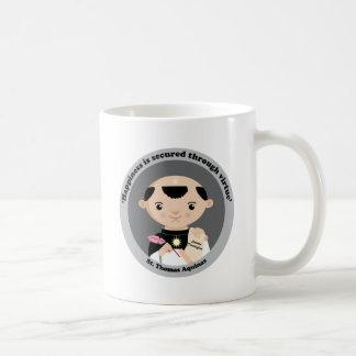 St. Thomas Aquinas Coffee Mugs
