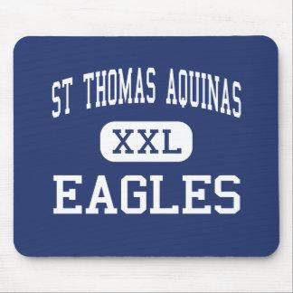 St Thomas Aquinas - Eagles - alto - Louisville Alfombrillas De Raton