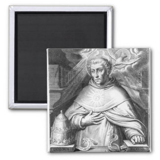 St Thomas Aquinas Imán Cuadrado
