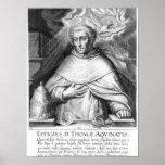 St. Thomas Aquinas Print
