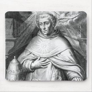 St Thomas Aquinas Tapetes De Ratón