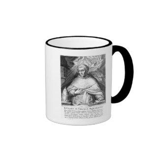 St Thomas Aquinas Taza De Dos Colores
