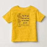 St Thomas Aquinas toddler shirt