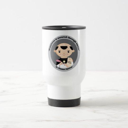 St. Thomas Aquinas Travel Mug