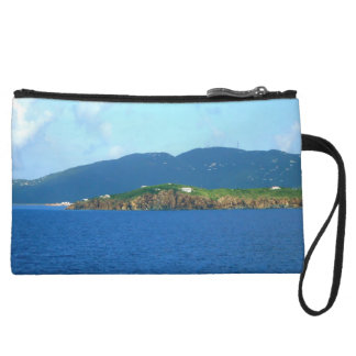 St. Thomas Arrival in October Wristlet Wallet