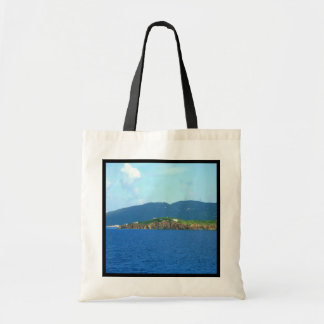 St. Thomas Arrival Scenic Tote Bag