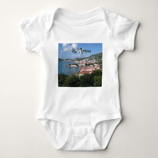 St. Thomas Baby Bodysuit