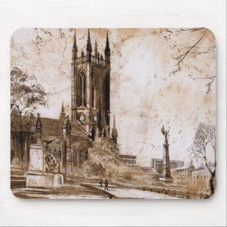 St Thomas Church, Newcastle Mouse Pad
