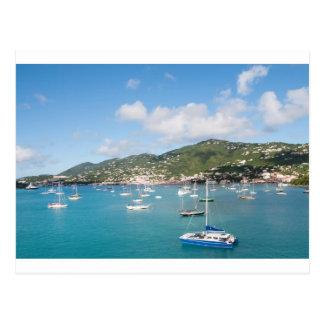 St Thomas island Postcards