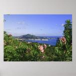 St Thomas, Islas Vírgenes de los E.E.U.U. Charlott Impresiones