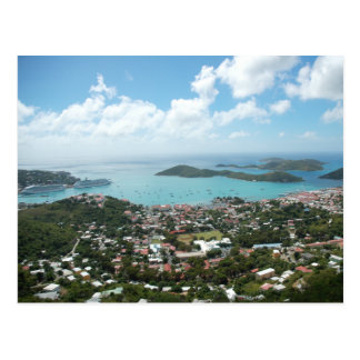 St Thomas, Islas Vírgenes de los E.E.U.U. Postales