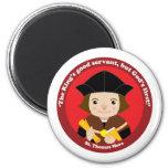 St. Thomas More Fridge Magnet