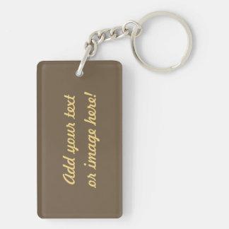 St. Thomas More (SAU 026) Customizable Keychain