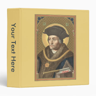 St. Thomas More (SAU 026) Style #1 3 Ring Binder