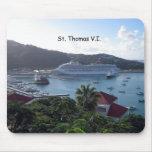 St. Thomas Mouse Pad