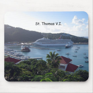 St. Thomas Mousepads