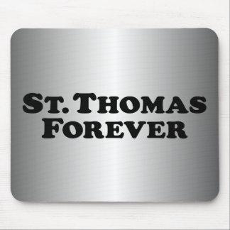 St Thomas para siempre - básico Tapetes De Raton