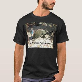 St. Thomas Party Animal! T-Shirt