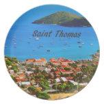 St Thomas Platos