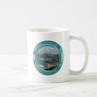 St Thomas Porthole Coffee Mug