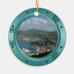 St Thomas Porthole Ornaments