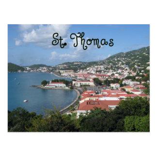 St Thomas Postcards