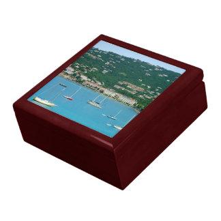 St. Thomas Sailboats Gift Box