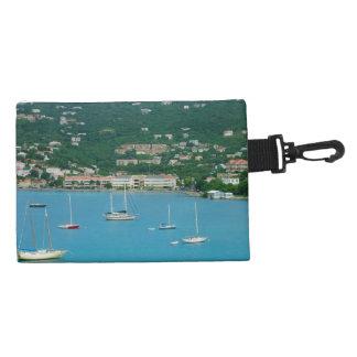 St. Thomas Sailboats Travel Accessory Bag